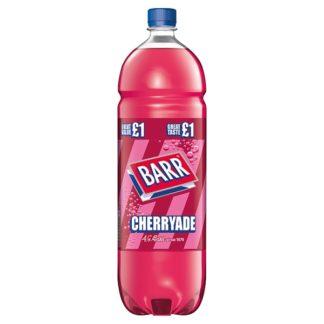 Barr Cherryade 2L Bottle, PMP £1 (Case of 6)