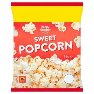 Happy Shopper Sweet Popcorn 55g (Case of 16)