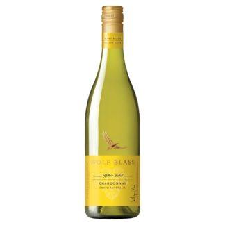 Wolf Blass Yellow Label Chardonnay 750ml (Case of 6)