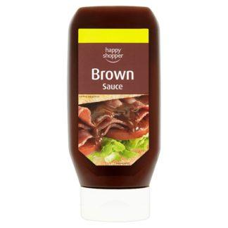 Happy Shopper Brown Sauce 450g (Case of 8)