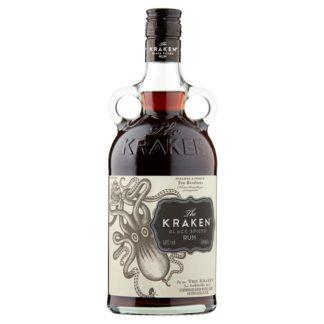 The Kraken Black Spiced Rum 70cl (Case of 6)