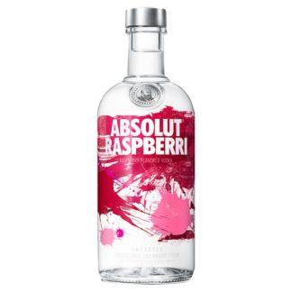 Absolut Raspberri Flavoured Vodka 70cl