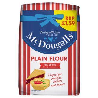McDougalls Plain Flour 1.1kg (Case of 10)