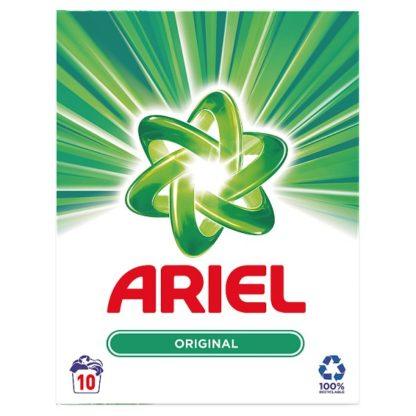 Ariel Powder Original 650KG 10 Washes (Case of 6)