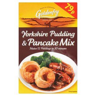 Goldenfry Yorkshire Pudding & Pancake Mix 142g (Case of 6)