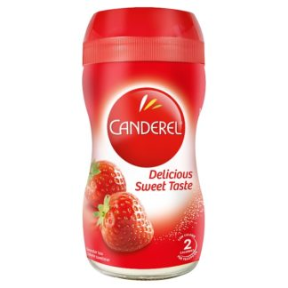 Canderel Granular Low Calorie Sweetener 40g (Case of 6)