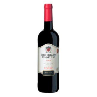 Bodegas Rasillo Tinto Rioja (Case of 6)