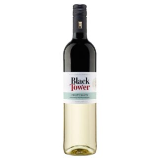 Black Tower Fruity White 75cl (Case of 6)