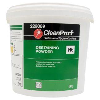 Clean Pro+ Destaining Powder H6 5kg