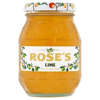 Rose's Lime Fine Cut Marmalade 454g