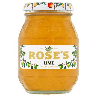 Rose's Lime Fine Cut Marmalade 454g (Case of 6)