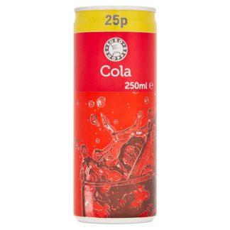 Euro Shopper Cola 250ml PM 25p (Case of 24)