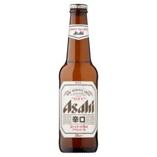 Asahi Super Dry 330ml (Case of 24)