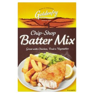 Goldenfry Chip-Shop Batter Mix 170g (Case of 6)
