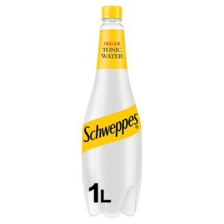 Schweppes Tonic Water 1L (Case of 6)