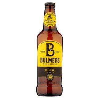 Bulmers Original Cider 500ml Bottle (Case of 12)