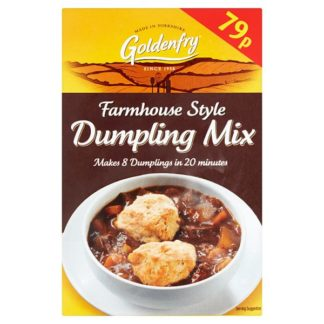 Goldenfry Farmhouse Style Dumpling Mix 142g (Case of 6)