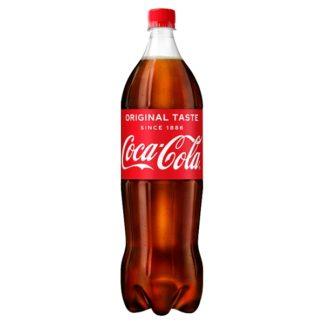 Coca-Cola Original Taste 1.5L (Case of 6)