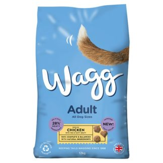 Wagg Adult Dog Complete Chicken with Veg & Tasty Gravy 12kg