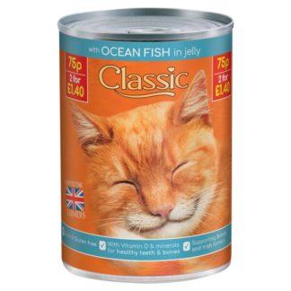 Classic Ocean Fish Single 400g (Case of 12)