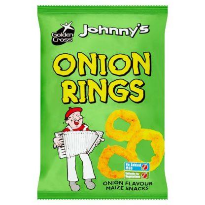 Golden Cross Johnny's Onion Rings 50g (Case of 24)