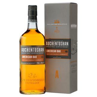 Auchentoshan American Oak Single Malt Scotch Whisky 70cl (Case of 6)