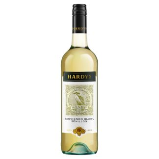 Hardys Stamp Sauvignon Blanc Semillon 75cl (Case of 6)