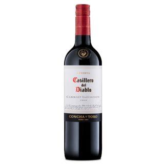 Casillero del Diablo Cabernet Sauvignon 75cl (Case of 6)