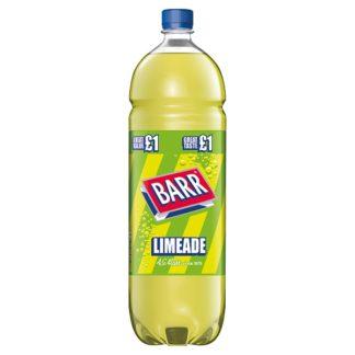 Barr Limeade 2L Bottle, PMP £1 (Case of 6)
