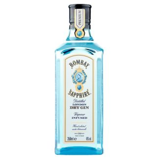 Bombay Sapphire Distilled London Dry Gin 350ml (Case of 6)