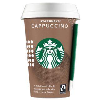 Starbucks Fairtrade Cappucino 220ml (Case of 10)