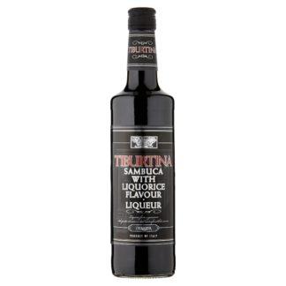 Tiburtina Sambuca with Liquorice Flavour Liqueur 70cl