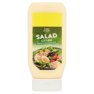 Happy Shopper Salad Cream 430g (Case of 8)