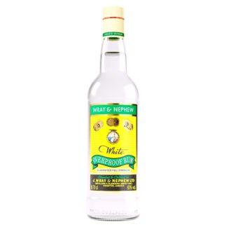 Wray & Nephew White Overproof Rum 70cl (Case of 6)