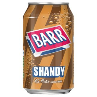Barr Shandy 330ml (Case of 24)