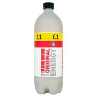 Euro Shopper Original Energy Drink 1 Litre (Case of 12)