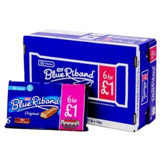 Blue Riband Original 6 x 18g (Case of 14)