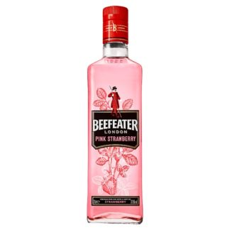 Beefeater Pink Strawberry Flavoured Gin 70cl (Case of 6)