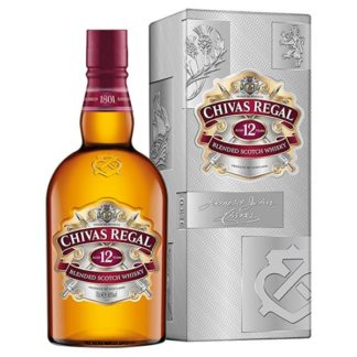 Chivas Regal 12 Year Old Blended Scotch Whisky 70cl