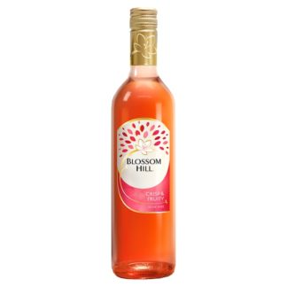 Blossom Hill Crisp & Fruity Rosé Wine 750ml (Case of 6)