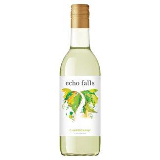 Echo Falls Chardonnay 187ml (Case of 12)