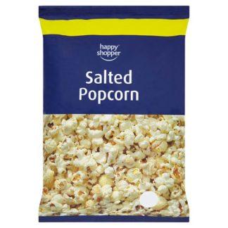Happy Shopper Salted Popcorn 60g (Case of 16)