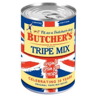 Butcher's Tripe Mix Dog Food Tin 400g (Case of 12)