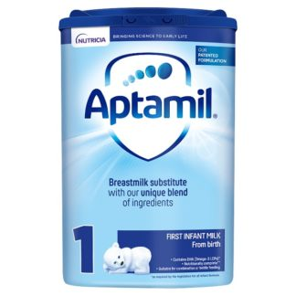 Aptamil 1 First Infant Milk from Birth 800g (Case of 6)