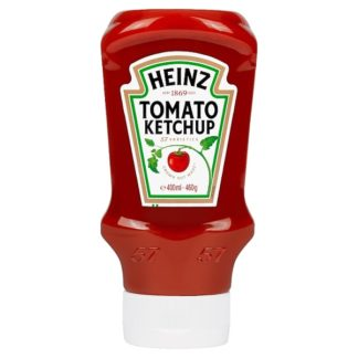 Heinz Tomato Ketchup 460g (Case of 10)