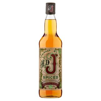 Admiral's Old J Spiced 70cl (Case of 6)