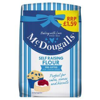 McDougalls Self Raising Flour 1.1kg (Case of 10)