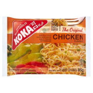 Koka The Original Chicken Flavour Oriental Instant Noodles 85g (Case of 5)