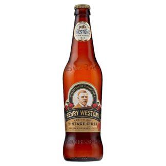 Henry Westons Vintage Cider 500ml (Case of 8)