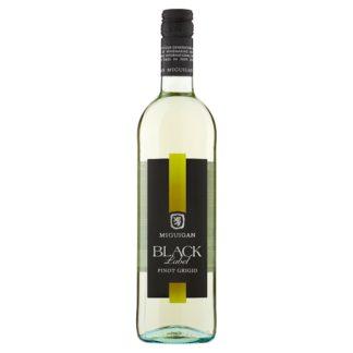 McGuigan Black Label Pinot Grigio 75cl (Case of 6)